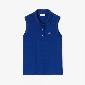 Girls Pique Polo Shirt