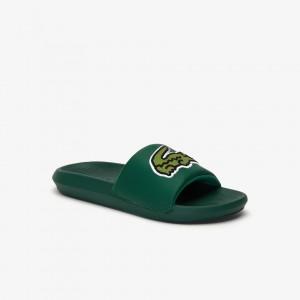 Womens Oversized Croc Slides