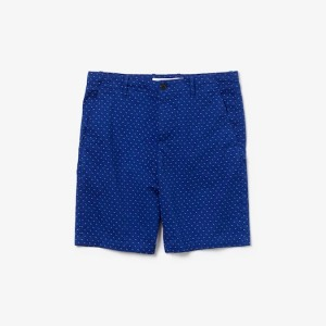 Mens Cargo Fit Stretch Cotton Shorts