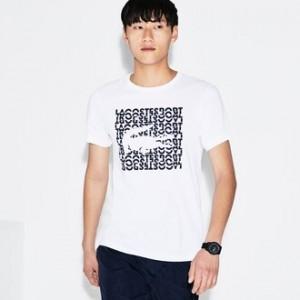 Mens SPORT Logo Tennis T-Shirt
