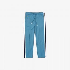 Boys' Contrast Bands Lightweight Jogging Pants