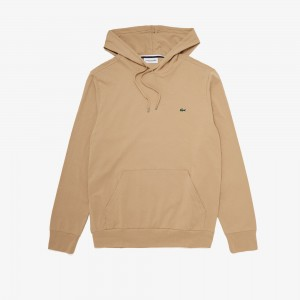 Men's Hooded Cotton T-shirt