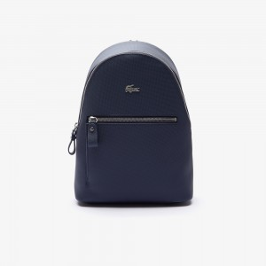 Womens Daily Classic Coated Canvas Backpack