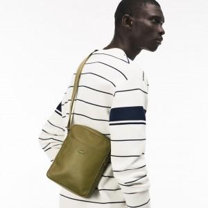 Mens Full Ace Soft Leather Bag