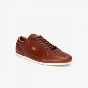 Mens Evara Premium Leather Sneakers