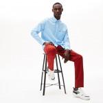 Mens Regular Fit Cotton And Linen Poplin Shirt