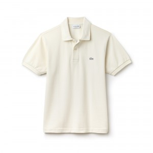 Mens Classic Fit Cotton Pique Polo