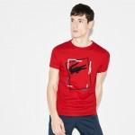 Mens SPORT Logo Tech Tennis T-Shirt