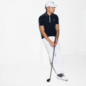 Mens SPORT Technical Gabardine Golf Chino Pants
