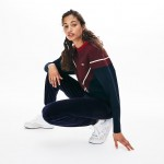 Womens Tapered Velour Terry Sweatpants