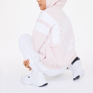 Boys' Vintage Style Hooded Fleece Zip Sweatshirt