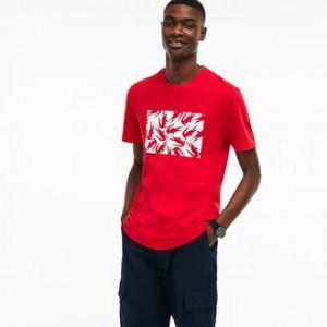 Mens Graphic Design Cotton T-Shirt
