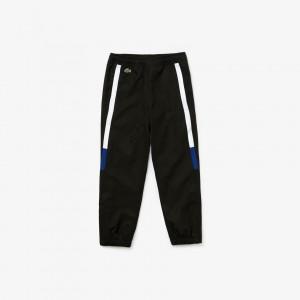 Boys Lacoste SPORT Lightweight Tracksuit Pants