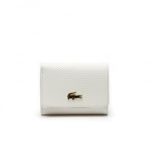 Womens Chantaco Small Leather 4 Card Wallet