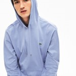 Men's Regular Fit Hooded Jersey T-shirt