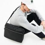 Mens Classic Coated Canvas Computer Bag