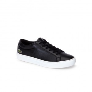 Womens L.12.12 Leather Sneakers