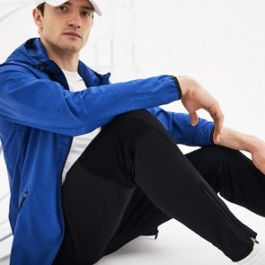 Mens Lacoste SPORT Tennis trackpants in technical jersey