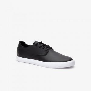 Mens Esparre Leather Sneakers