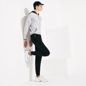 Mens Lacoste SPORT Tennis Fleece Trackpants