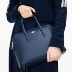 Womens Chantaco Dual Carry Pique Leather Bugatti Bag