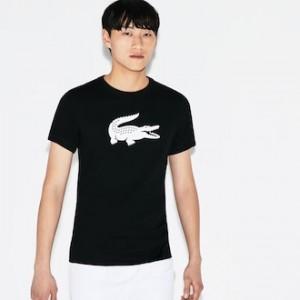 Mens SPORT Technical Jersey Tennis T-Shirt