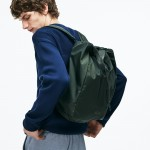 Mens Motion Technical Nylon Collapsible Backpack