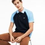 Mens Made in France Regular Fit Pique Polo