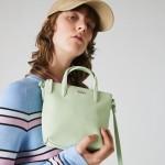 Womens L.12.12 Concept Petit Pique Coated Canvas Mini Zip Tote Bag