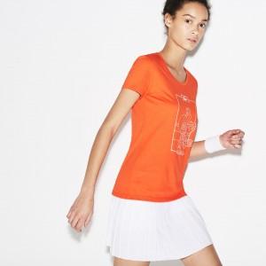 Womens SPORT Miami Open Design Jersey Tennis T-shirt