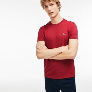 Mens Crew Neck Pima Cotton Jersey T-shirt