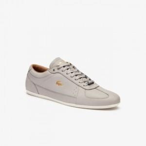 Mens Evara Leather Sneakers