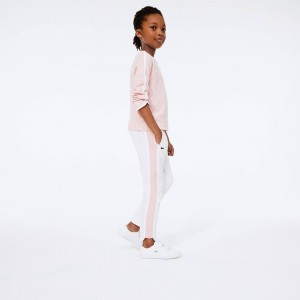 Girls' Fleece Track Pants