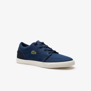 Mens Bayliss Canvas Sneakers