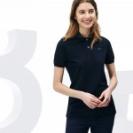 Womens Limited Edition 85th Anniversary Classic Fit Wool Pique Polo