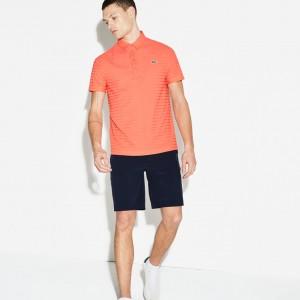 Mens SPORT Stretch Taffeta Technical Golf Bermuda Shorts