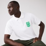 Men's Lacoste & The Everglades Foundation Co-Branded Polo