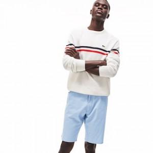 Mens Regular Fit Lightweight Cotton Shorts