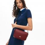 Womens Chantaco Pique Leather Shoulder Bag