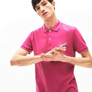 Mens Signature Cotton Polo