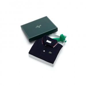 Two-Ply Petit Pique Polo Set