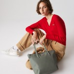 Womens L.12.12 Concept Small Zip Tote Bag