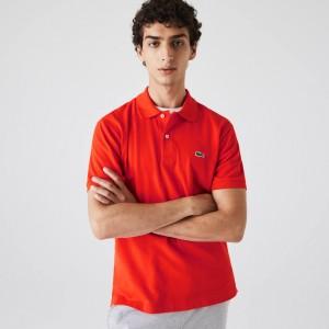 Mens Classic Fit L.12.12 Polo Shirt