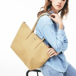 Womens L.12.12 Concept Zip Tote Bag