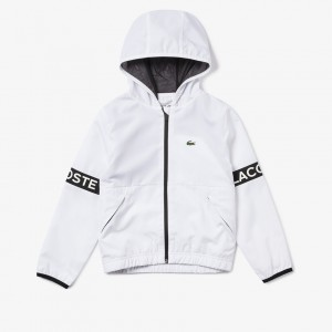 Boys' SPORT Full-Zip Performance Hooded Jacket