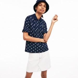 Womens LIVE Slim Fit Polo