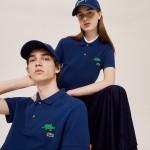 Unisex Lacoste x Jeremyville Design Classic Fit Polo Shirt