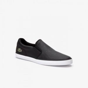 Mens Jouer Leather Slip-On Sneakers