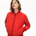 Womens Reversible Bomber Jacket