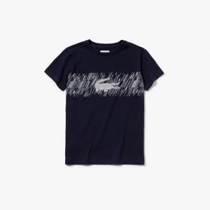 Boys SPORT Crew Neck Jersey T-shirt